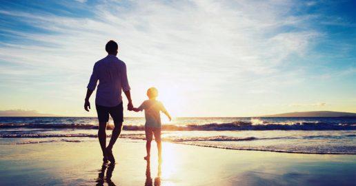 Kako biti najboljši oče? (1. del)