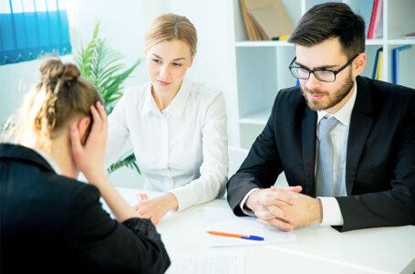 5 napak na zaposlitvenem razgovoru